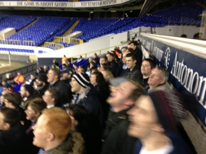 Tottenham Hotspur vs Bolton Wanderers (Youth Cup)