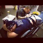 Chicago Dan gets his tattoo!