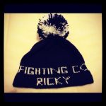 Woolly hat by Ricky's Mother-in-law