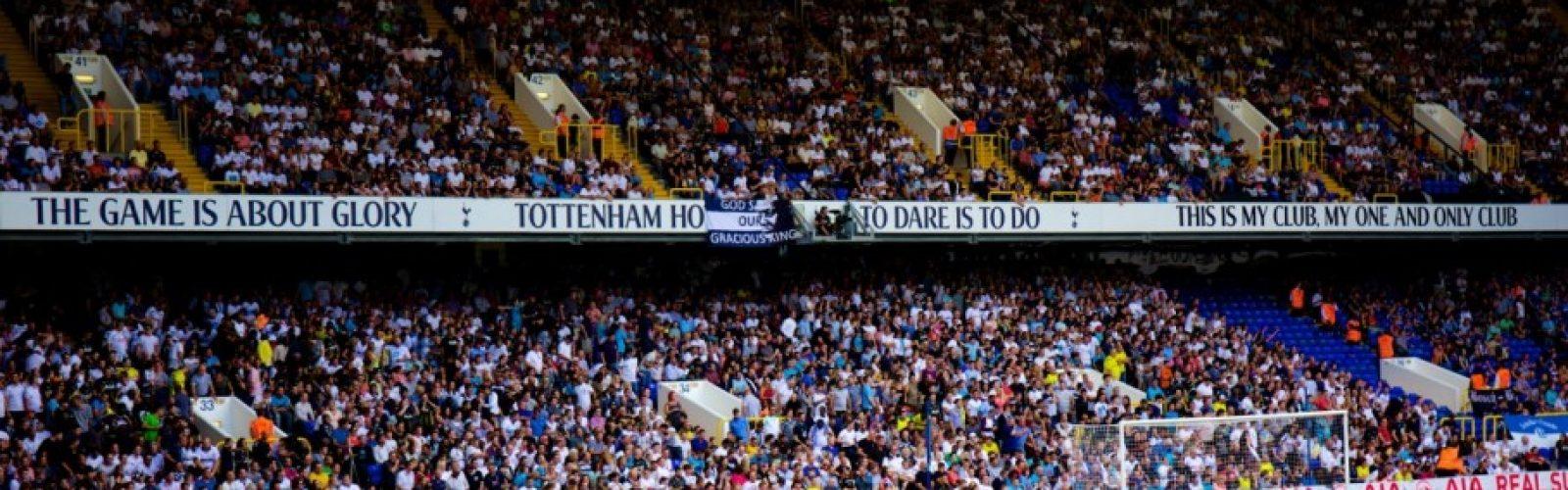 The pulse of White Hart Lane