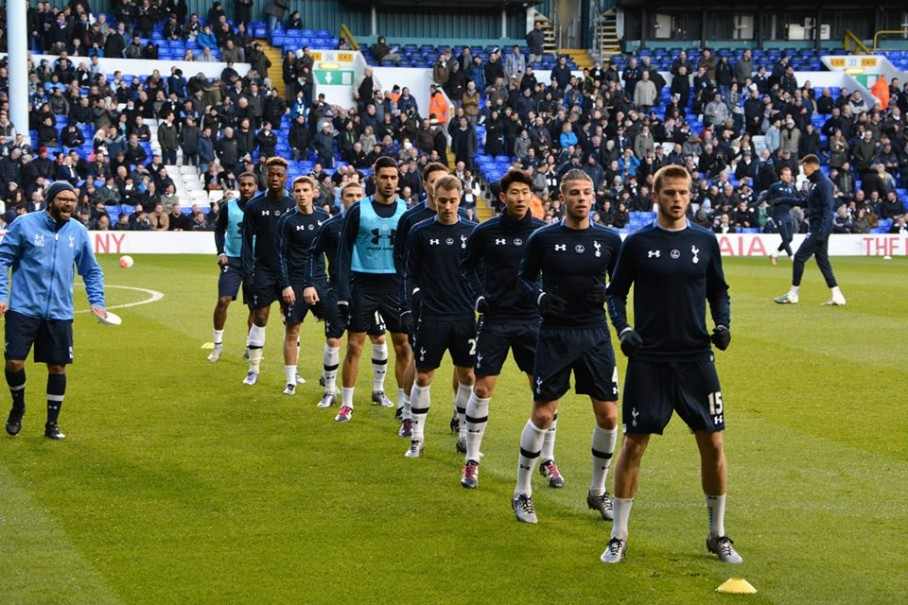 Tottenham's Strength In Depth